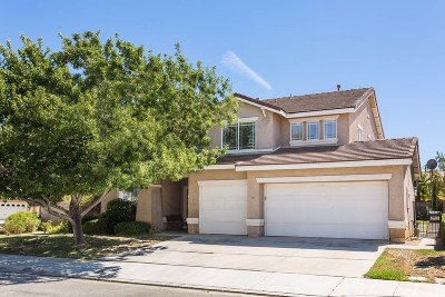 Palmdale Single Family Home For Sale: 3518 Springview Way