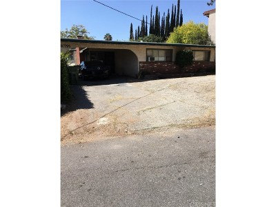 Los Angeles County Single Family Home For Sale: 10795 Las Lunitas Avenue
