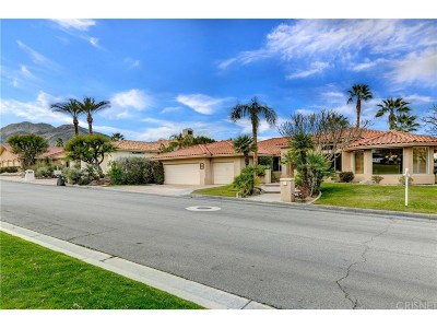 Palm Desert Single Family Home For Sale: 73070 Calliandra Street