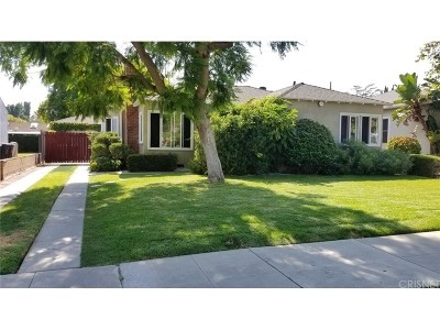 Burbank CA Rental Leased: $4,300