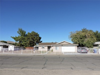 Palmdale Single Family Home For Sale: 40325 169th Street East