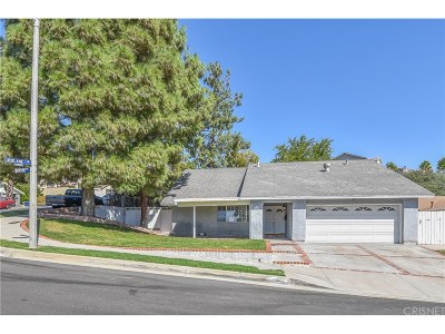 Canyon Country Single Family Home For Sale: 18921 Ermine Street