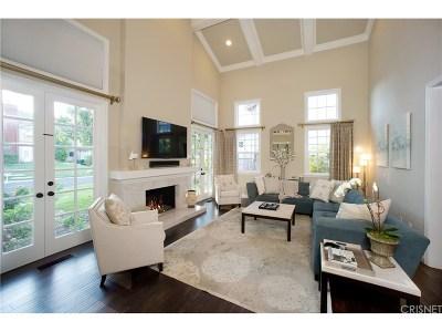 Woodland Hills Single Family Home For Sale: 4430 Dulcinea Court