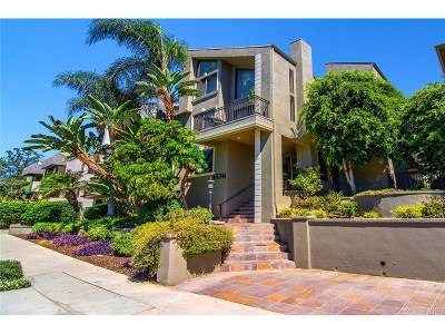 Sherman Oaks Condo/Townhouse Sold: 4536 Colbath Avenue #101