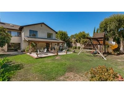Chatsworth Single Family Home For Sale: 10758 Cozycroft Avenue