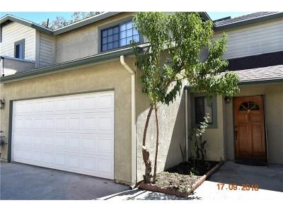 Lake Balboa CA Condo/Townhouse For Sale: $463,800