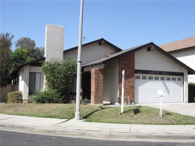 Single Family Home For Sale: 14959 Index Street
