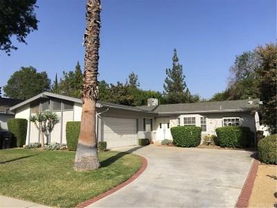 Northridge Single Family Home For Sale: 9520 Rhea Avenue