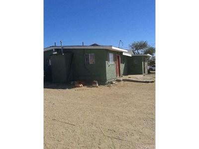 Rosamond Single Family Home For Sale: 14419 Lodestar Avenue
