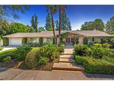 Northridge Single Family Home For Sale: 9524 Texhoma Avenue