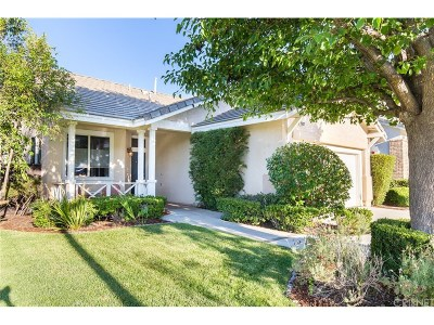 Canyon Country Single Family Home For Sale: 26522 Isabella