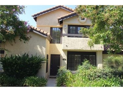 Thousand Oaks Condo/Townhouse For Sale: 1137 Monte Sereno Drive