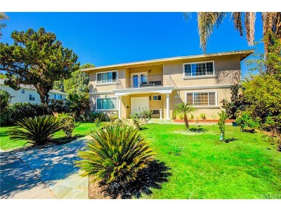 Woodland Hills Single Family Home For Sale: 22355 Mobile Street