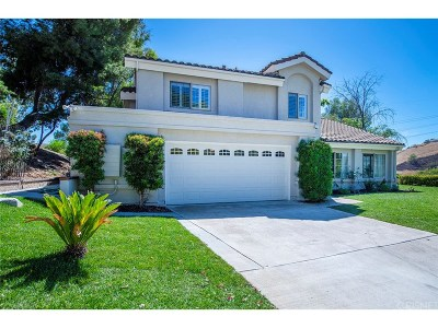 Shadow Hills Single Family Home For Sale: 9760 Mustang Way