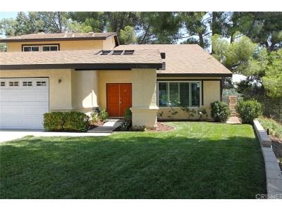Valencia Single Family Home For Sale: 27002 Alabastro Drive