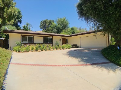 West Hills Single Family Home Sold: 7272 Cirrus Way