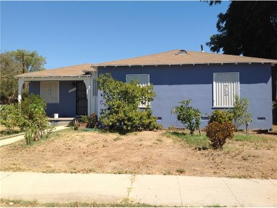 Single Family Home For Sale: 10056 Burnet Avenue