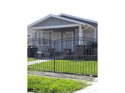 Los Angeles CA Single Family Home For Sale: $412,500