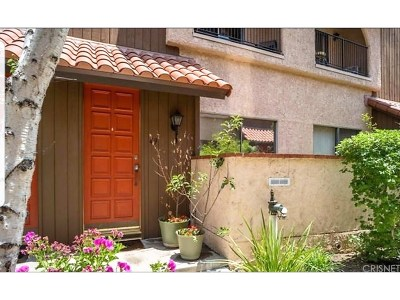 Burbank Condo/Townhouse For Sale: 1711 Grismer Avenue #55