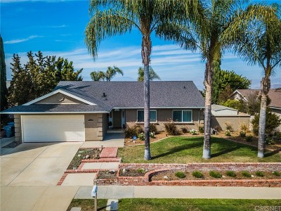 Thousand Oaks Single Family Home For Sale: 997 Calle Contento