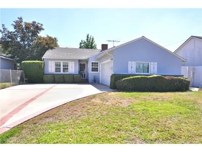 Canoga Park Single Family Home For Sale: 22142 Hart Street