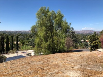 Woodland Hills Residential Lots & Land For Sale: 22636 Avenue San Luis