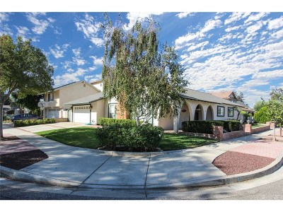 Simi Valley Single Family Home For Sale: 2283 Elmdale Avenue