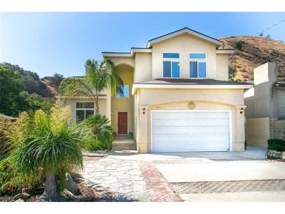 Castaic Single Family Home For Sale: 30510 Arlington Street