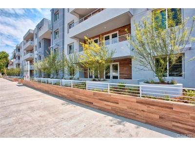 Studio City Condo/Townhouse Sold: 4240 Laurel Canyon Boulevard #303