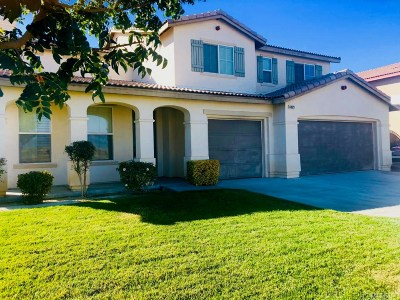 Lancaster Single Family Home For Sale: 44021 47th Street