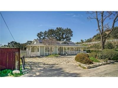 Newhall Single Family Home For Sale: 24759 Choke Cherry Lane
