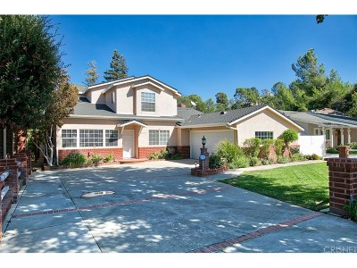Newhall Single Family Home For Sale: 23315 8th Street