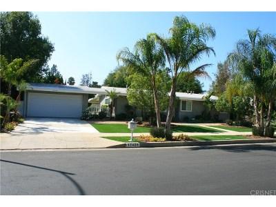Northridge Single Family Home For Sale: 17426 Septo Street