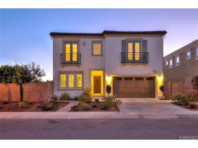 Porter Ranch Single Family Home For Sale: 12003 Ricasoli Way