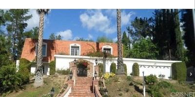 Woodland Hills Single Family Home For Sale: 4796 Poe Avenue