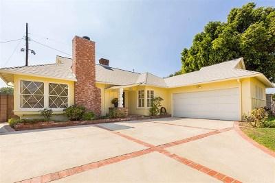 Northridge Single Family Home For Sale: 16944 Calahan Street