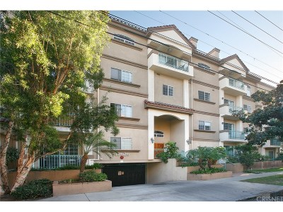 Toluca Lake Condo/Townhouse For Sale: 10626 Valley Spring Lane #307