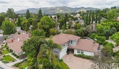 Porter Ranch Single Family Home For Sale: 18827 Clearbrook Street