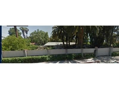 Northridge Single Family Home For Sale: 17860 Parthenia Street