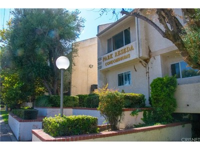 Reseda Condo/Townhouse For Sale: 7631 Reseda Boulevard #59-V