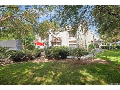 Studio City Condo/Townhouse For Sale: 4161 Colfax Avenue #A