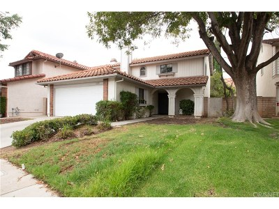 Porter Ranch Single Family Home For Sale: 12231 Crystal Hills Way
