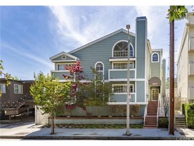 Studio City Condo/Townhouse Sold: 4211 Arch Drive #202