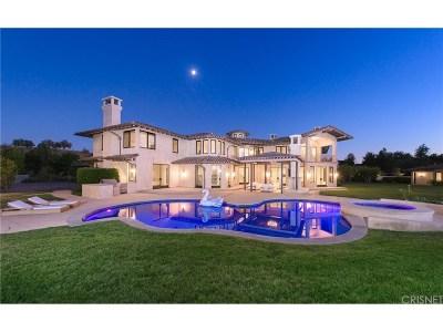Single Family Home For Sale: 25201 Prado Del Grandioso