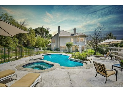 Sand Canyon (SAND) Single Family Home For Sale: 15531 Live Oak Springs Canyon Road