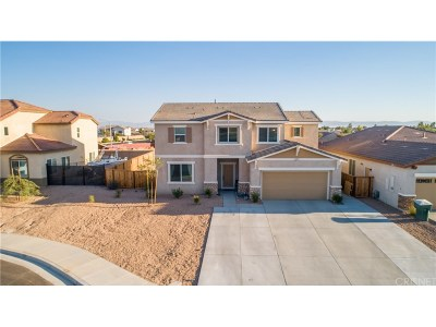 Rosamond Condo/Townhouse For Sale: 3524 Monument Hills Avenue