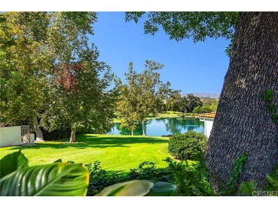 Calabasas Single Family Home Sold: 4507 Park Allegra