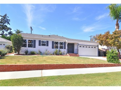 Northridge Single Family Home For Sale: 8847 Chimineas Avenue