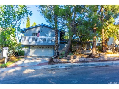 Chatsworth Single Family Home For Sale: 9732 Nevada Avenue