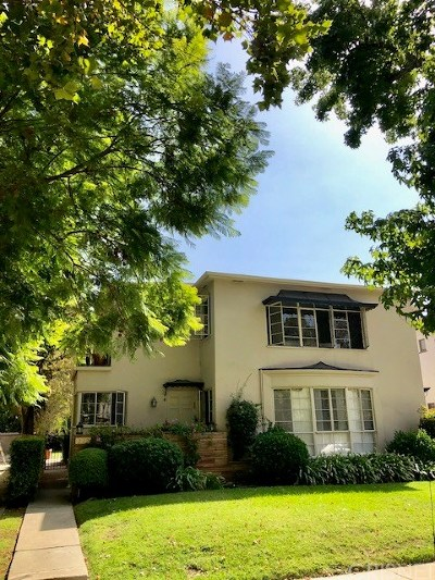 Residential Income For Sale: 222 South Mansfield Avenue
